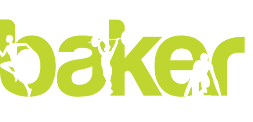 Hero Image of Leon Baker Fitness Logo